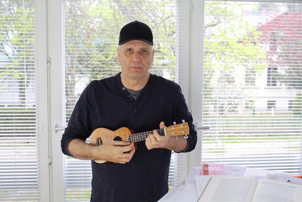 Wolfgang Neuhaus | Klanglabor Berlin